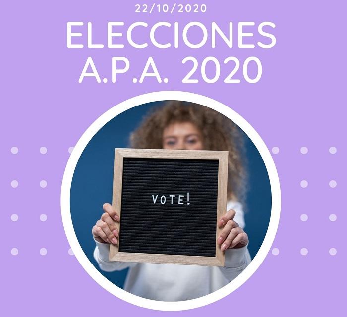 Elecciones APA 2020